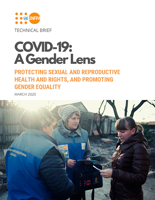 COVID-19: A Gender Lens